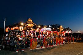 Odate Bayashi Music - Odate Station Music Performance