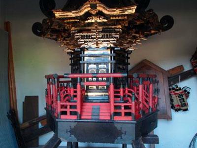御神輿(明治7年建造)